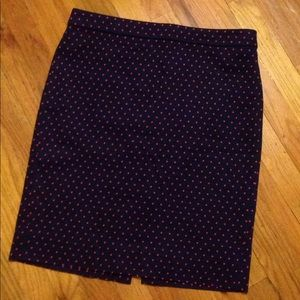 Jcrew The Pencil Skirt